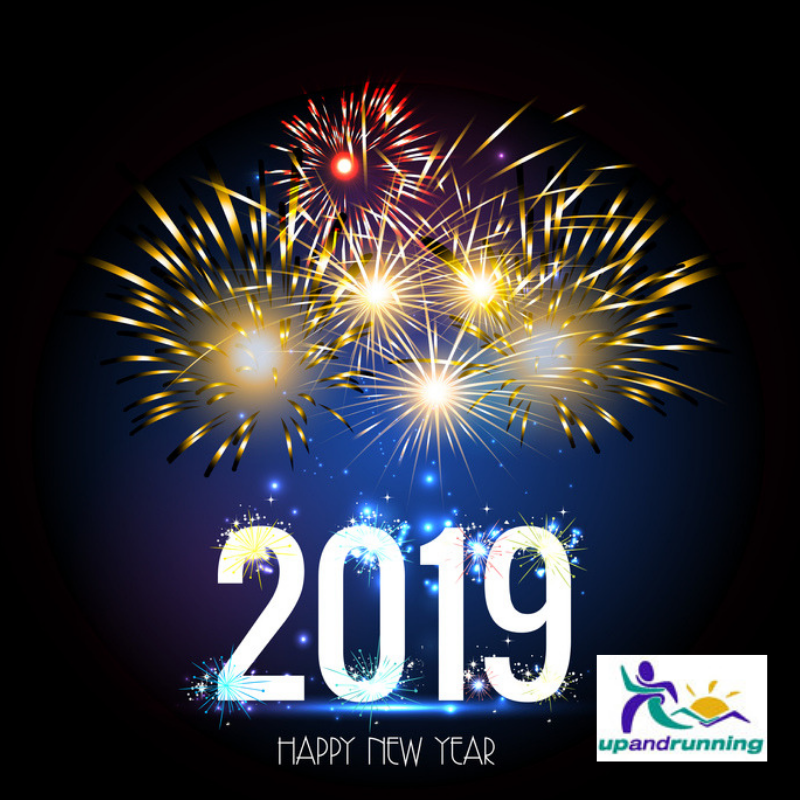 Happy New Year! Wishing you each a happy and healthy 2019!